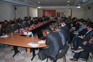 تعزيز الالتقائية في إطار المبادرة الوطنية للتنمية البشرية / بلاغ صحفي