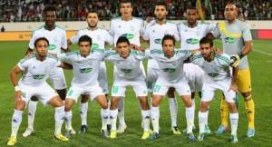 فريق الرجاء البيضاوي يحقق حلم المربع الدهبي للمونديال العالمي
