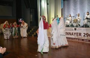 احتفاء بالطبخ المغربي ورقص شعبي وتكريم بحفل إيض يناير 2964 لماستر السياحة والتواصل بأكادير