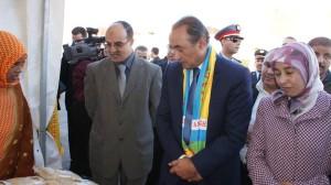 افتتاح مهرجان إمعشار وسط حضور لافت من ساكنة مدينة تيزنيت وضيوفها
