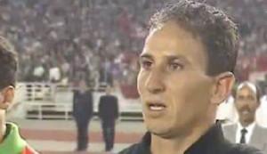 أمل تيزنيت لكرة القدم يعزي في وفاة الحارس الدولي السابق عبد القادر البرازي