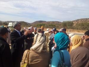 النقابة الوطنية للفلاحين الصغار والمهنيين الغابويين ترفع دعوى قضائية ضد المياه والغابات بأكادير