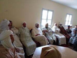 طلبة مدرسة أكجكال للتعليم العتيق سيدي إفني  يحييون ذكرى المولد النبوي الشريف