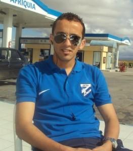 لاعب أمل تيزنيت الحسين العاكوس يبتعد عن الملاعب لثلاثة أسابيع