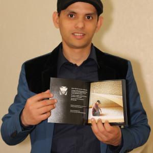 """المصور المغربي """"أشرف بزناني"""" يصدر ألبوم صوره الخيالية"""