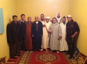 """طاقم تيزنيت 24 يهنئ """"محمد صبري"""" عضو هيئة التحرير بمناسبة زواجه الميمون"""