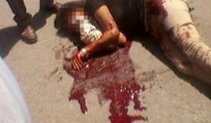 ذبح مروج مخدرات بسبب صور فاضحة