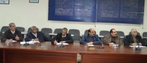 بلاع  حول اجتماع الاكاديمية مع المكتب الجهوي للجمعية الوطنية لمديرات ومديري التعليم الابتدائي بالمغرب