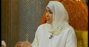 زينب العدوي أول ولية بالمغرب