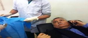 """بعد """"الاعتداء"""" على الوردي … إصابة الوزير بنعبد الله بعد رشقه بالحجارة في آسا الزاك"""