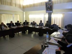 اللجنة الاقليمية لتنسيق مشروع PAGESM بنيابة تيزنيت تجتمع لتقييم الأداء