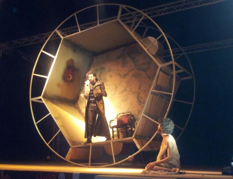 """مسرحية """"الرابوز"""" تحصد الجائزة الكبرى للدورة الـ16 من جائزة أكادير للمسرح الاحترافي"""