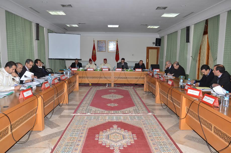 المجلس الإقليمي لتيزنيت يفتتح برنامج تعلم اللغة الامازيغية وحرف تيفناغ  لفائدة الفاعلين الترابيين