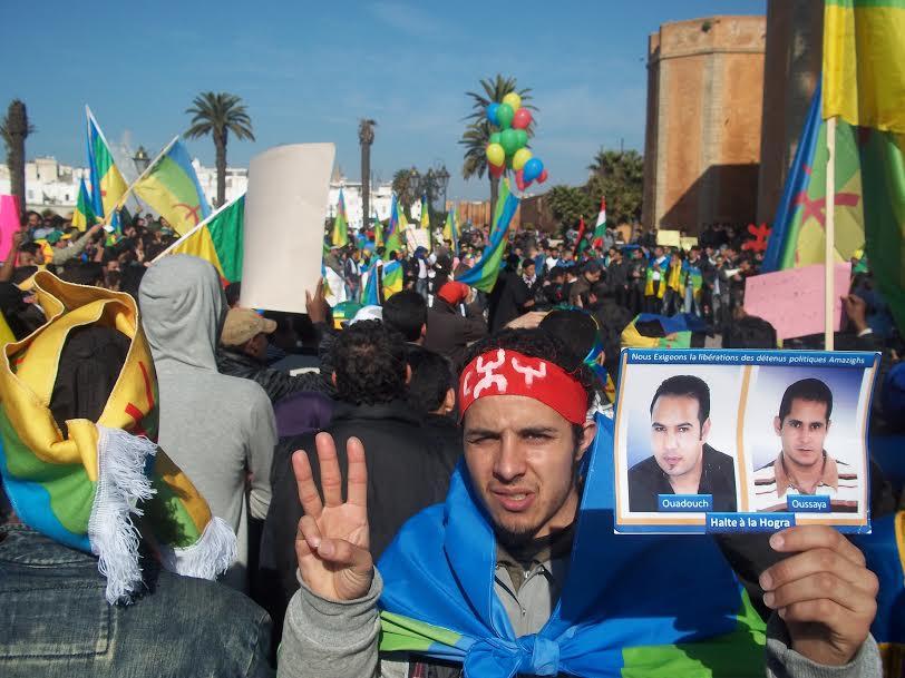 التجمع العالمي الأمازيغي بالمغرب يراسل بنكيران بخصوص معتقلي الحركة الأمازيغية
