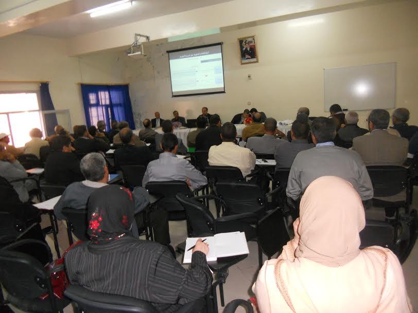 انطلاق برنامج اللقاءات التشاورية حول المدرسة المغربية بنيابة تيزنيت