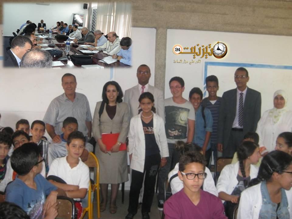 انطلاق الأيام التحسيسية حول النسخة السادسة  للإحصاء العام للسكان والسكنى باكادير
