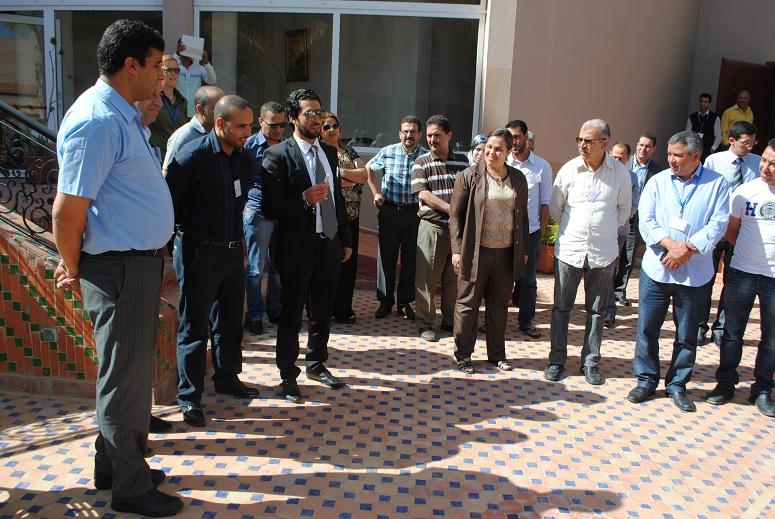 تيزنيت تحتضن فعاليات اللقاء الوطني حول تقوية الحوار مع المجتمع المدني بالمدن المغربية