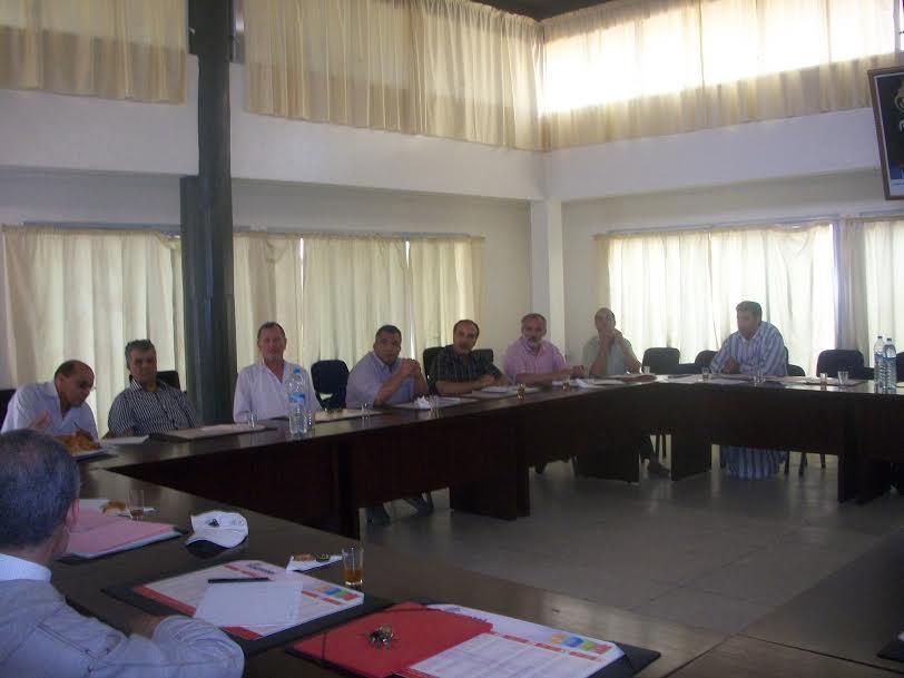 اجتماع لمنسقي ومواكبي جماعات الممارسات المهنية بتيزنيت