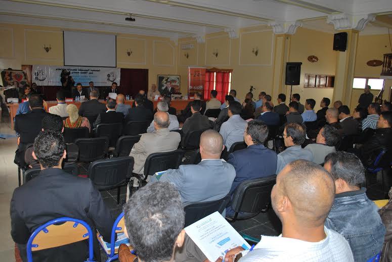 الجمعية المستقلة للصحافة والإعلام بسيدي إفني تفتتح دورة تكوينية حول تفعيل آليات التواصل وتسويق المنتوج الإعلامي