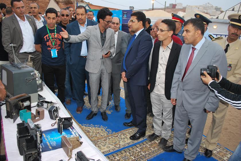 افتتاح الدورة الثانية للمهرجان الدوليللسينما والبحر بميراللفت