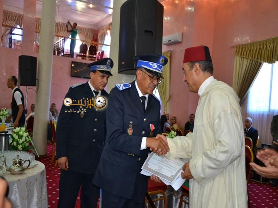 """ّ""""أحمد أسوس""""  رئيسا للدائرة الأمنية بحي الهدى بأكادير"""