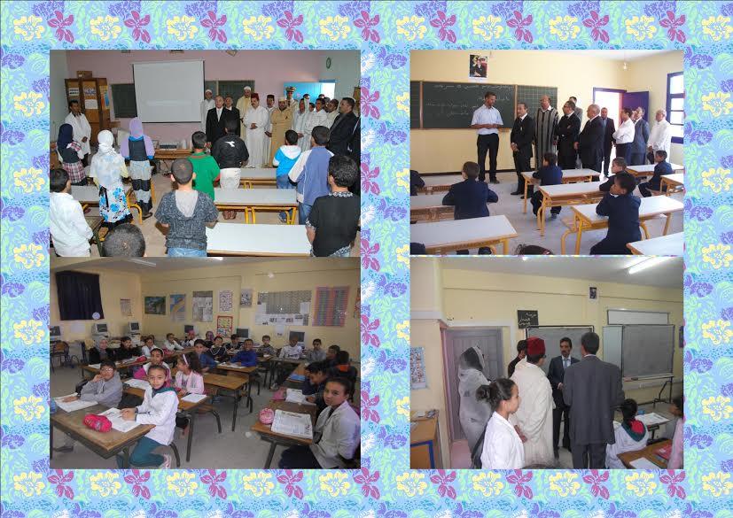أزيد من 2118 تلميذ وتلميذة (ة) نالوا شهادة السلك الاعدادي بتيزنيت