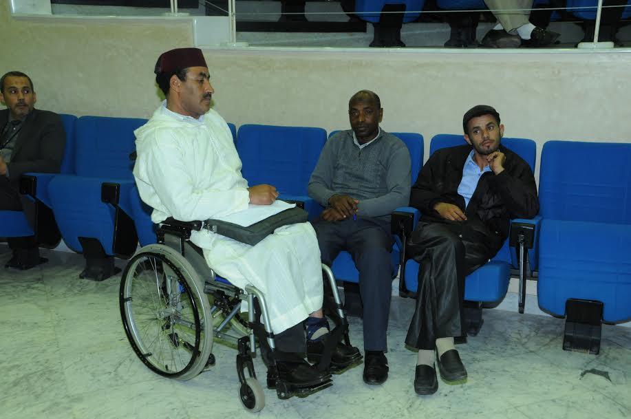 جمعية تحدي الإعاقة تندد ببعض الأسر التي تهمل ذويها من ذوي الاحتياجات الخاصة حتى الموت