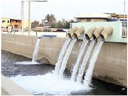 مشروع لتزويد أكادير بالماء الشروب بواسطة تحلية مياه البحر
