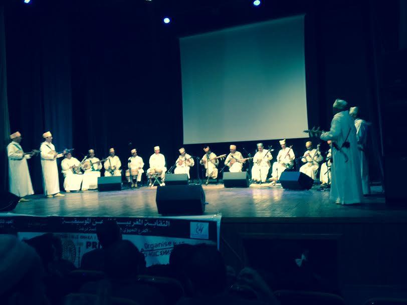 تكريم فعاليات ثقافية في ختام الدورة العاشرة لجائزة الحاج بلعيد بتيزنيت