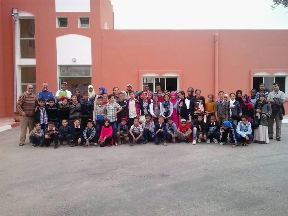 رحلة دراسية ل م/م 11 يناير الكريمة إلى مدينة أكادير