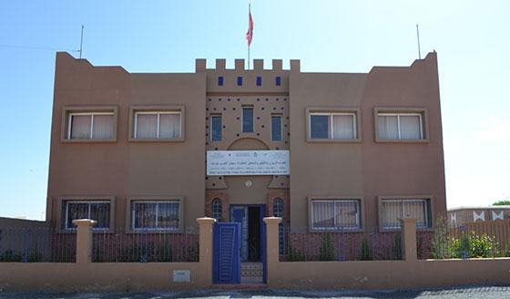 المندوب السامي للمقاومة وجيش التحرير يوم الإثنين 24 نونبر بمدينة تافراوت