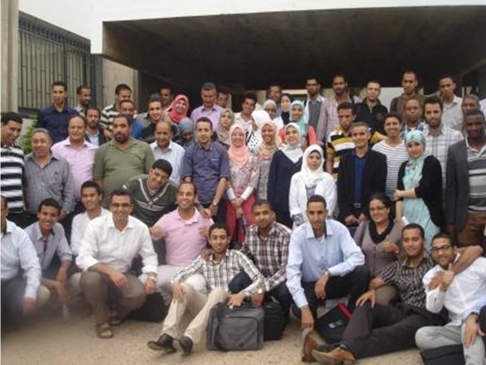 يوم دراسي حول التنمية المهنية والملف التربوي للأستاذ