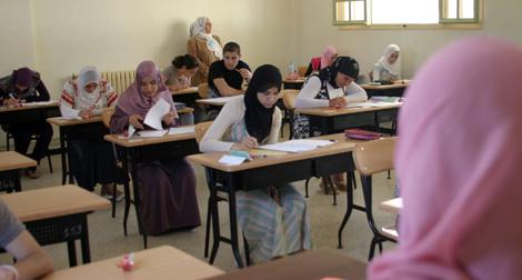 أكثر من  ألفي تلميذ(ة) رسمي يجتازون امتحانات السنة الأولى باكالوريا بتيزنيت