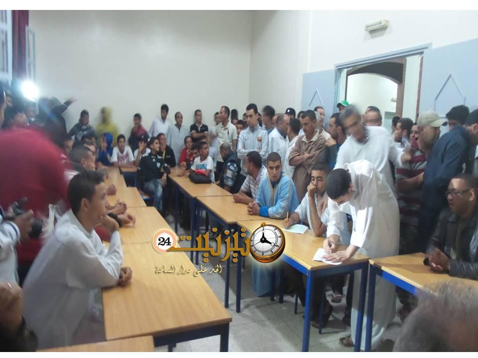 فصيل الريزينغ يوقف اجتماع لجنة 10 يوليوز برئاسة الطيب كوسعيد و انباء عن تشكيل مكتب مسير ثاني لامل تيزنيت