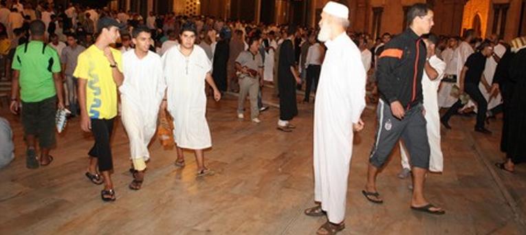 مختل «يفجر» عبوة ناسفة محلية الصنع في مسجد بضواحي تاونات