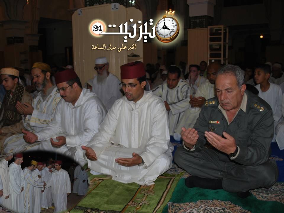 سيدي افني :احياء ليلة القدر المباركة لعام 1435/2014 بمسجد القدس.