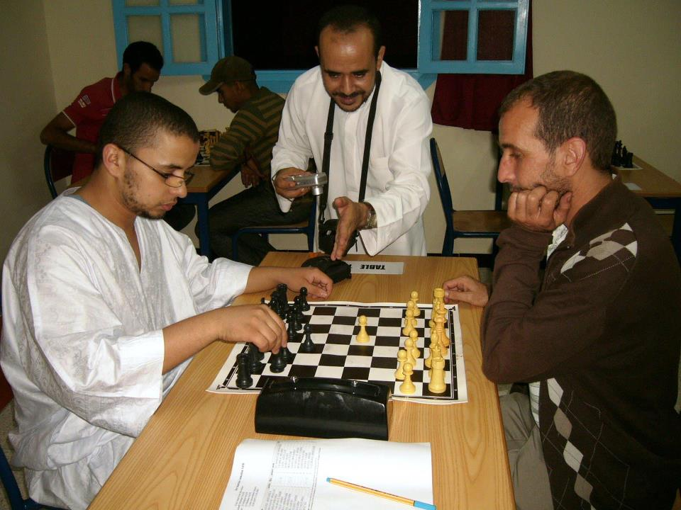 الدوري الرمضاني المحلى للشطرنج في دورته الخامسة