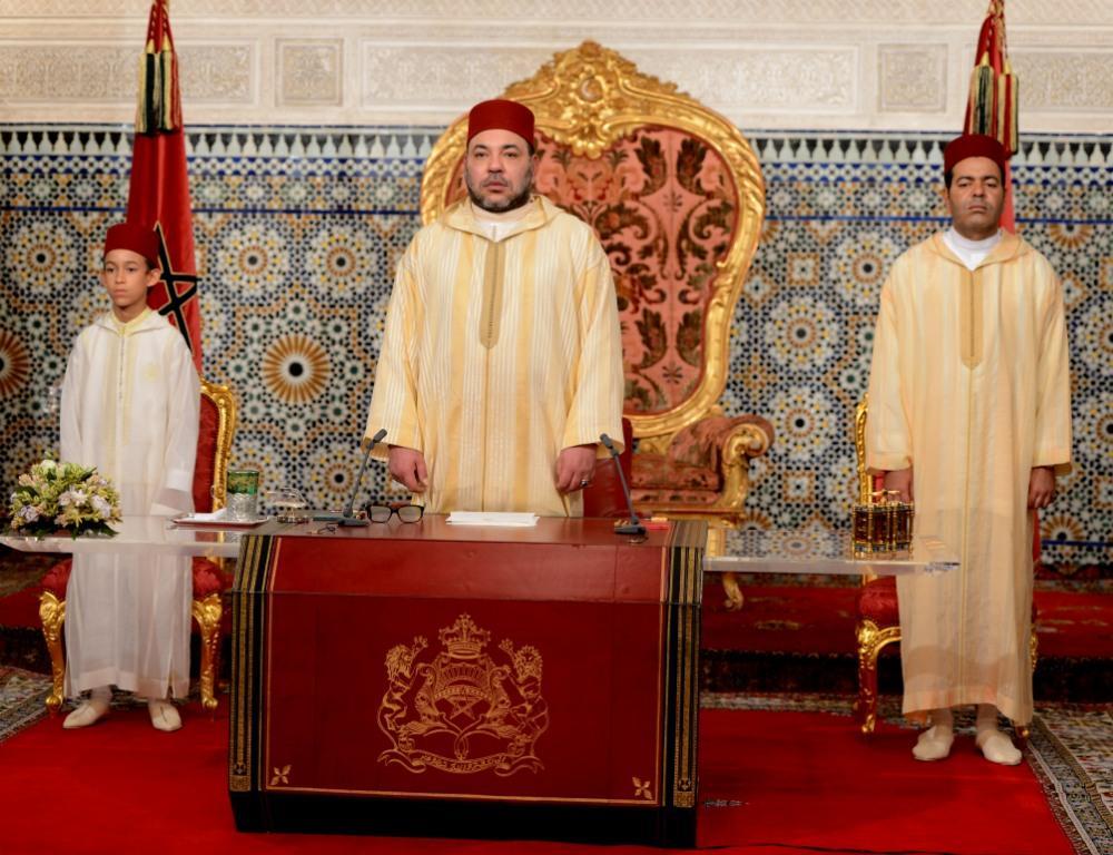 النص الكامل لخطاب العرش بمناسبة الذكرى 15 لعيد العرش