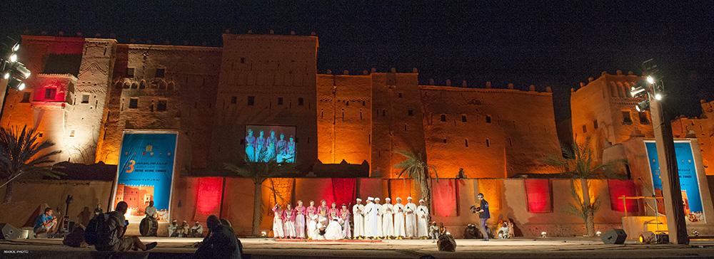 طقوس أمازيغية تفتتح مهرجان أحواش في دورته الثالثة