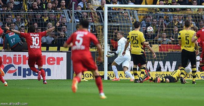 بلعربي يُسجل أسرع هدف بالدوري الألماني