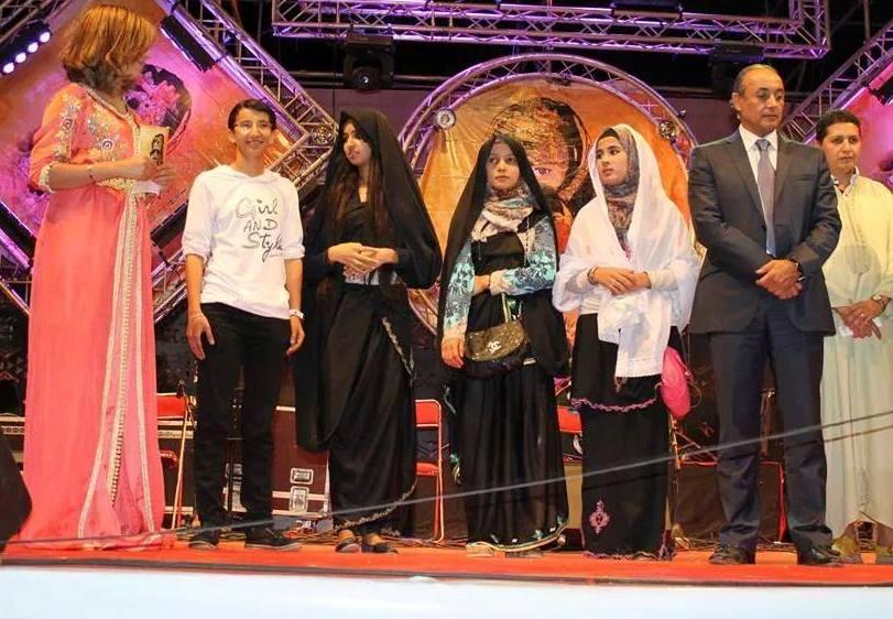 بلاغ صحفي : اختتام الدورة التاسعة لفعاليات مهرجان تيفاوين بتافراوت