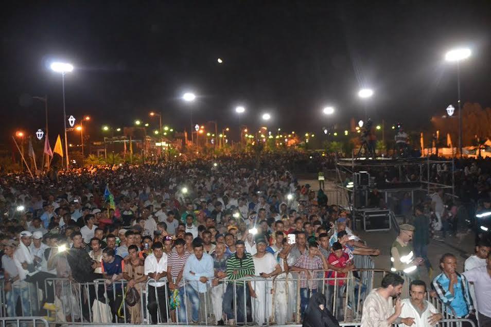 تيفاوين يسلط أضواءه على تافراوت في ليلة ختامية ساهرة