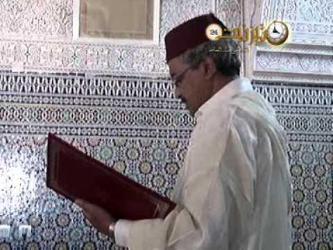 برنامج زيارة البعثة الملكية لضريح الولي الصالح سيدي أحمد أوموسى