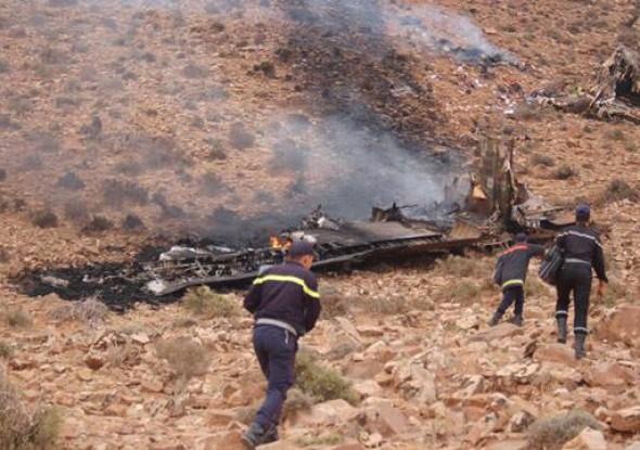 تيزنيت ضمن لائحة حوادث تحطم الطائرات في المغرب خلال 80 سنة