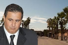 بَحَارة أكادير المطرودون يتظاهرون على أخنوش و مقر ال'SNI' بعد تشريدهم