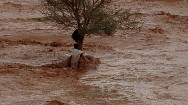 السيول تجرف أربعة أطفال بورزازات