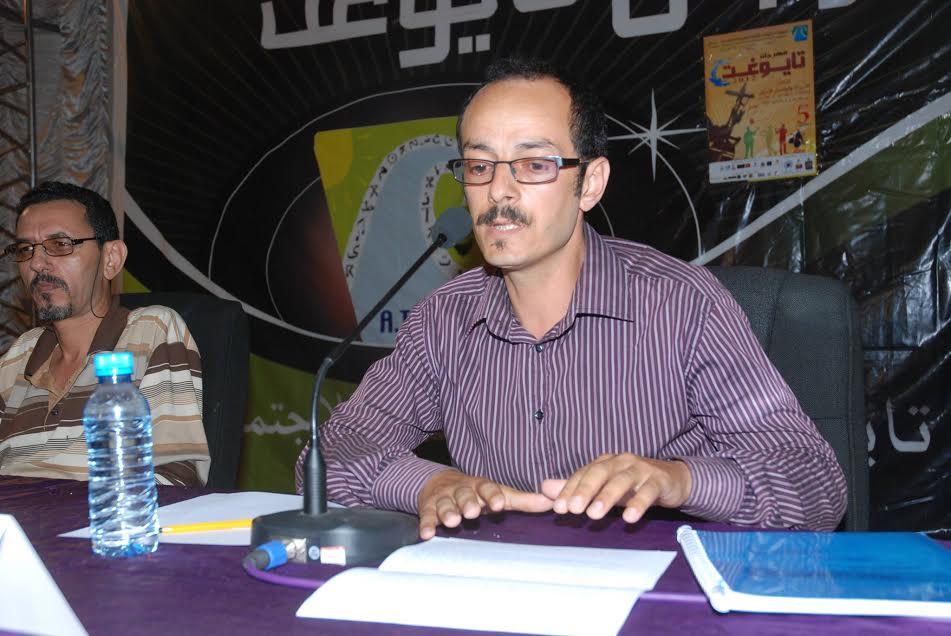 ديوان رابع للشاعر الأمازيغي عبدالله المناني بعنوان : يات تودمت س ءيزلالاين ءينو (وجه بشظاياي) .
