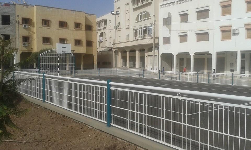 أمام زحف الأسمنت والتربص بالوعاء العقاري بلدية أكادير تنشئء فضاءات القرب للشباب