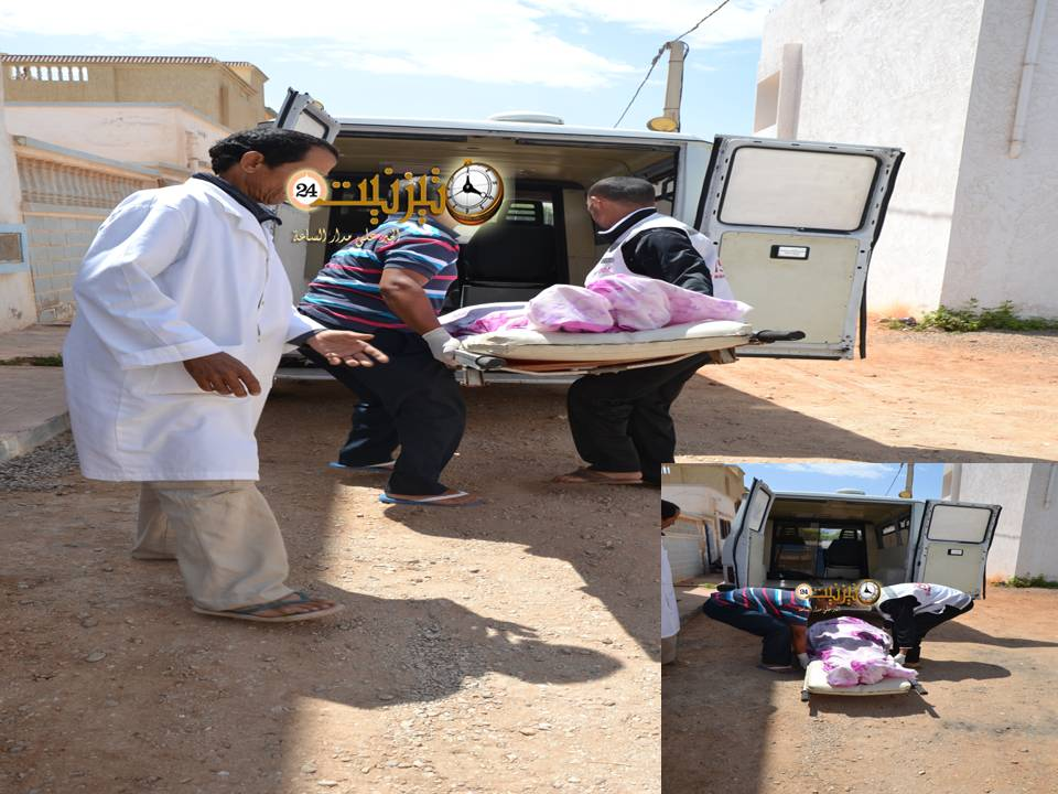 اكتشاف جثة أجنبي داخل منزل كراء بشاطئ أكلو بتيزنيت / مرفق بالصور