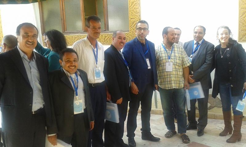 الغازي ووكاك أعضاء بالكتابة الجهوية لحزب الحمامة بجهة سوس ماسة / مرفق بصور